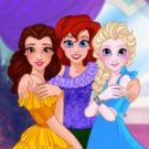 Princess BFF Beauty Salon
