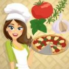 Pizza Margherita Cooking with Emma