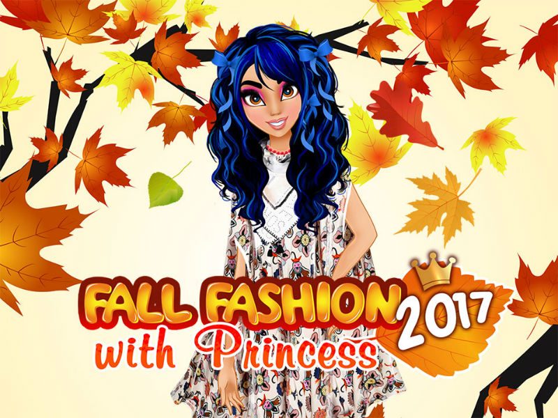 Fall Fashion With Princess