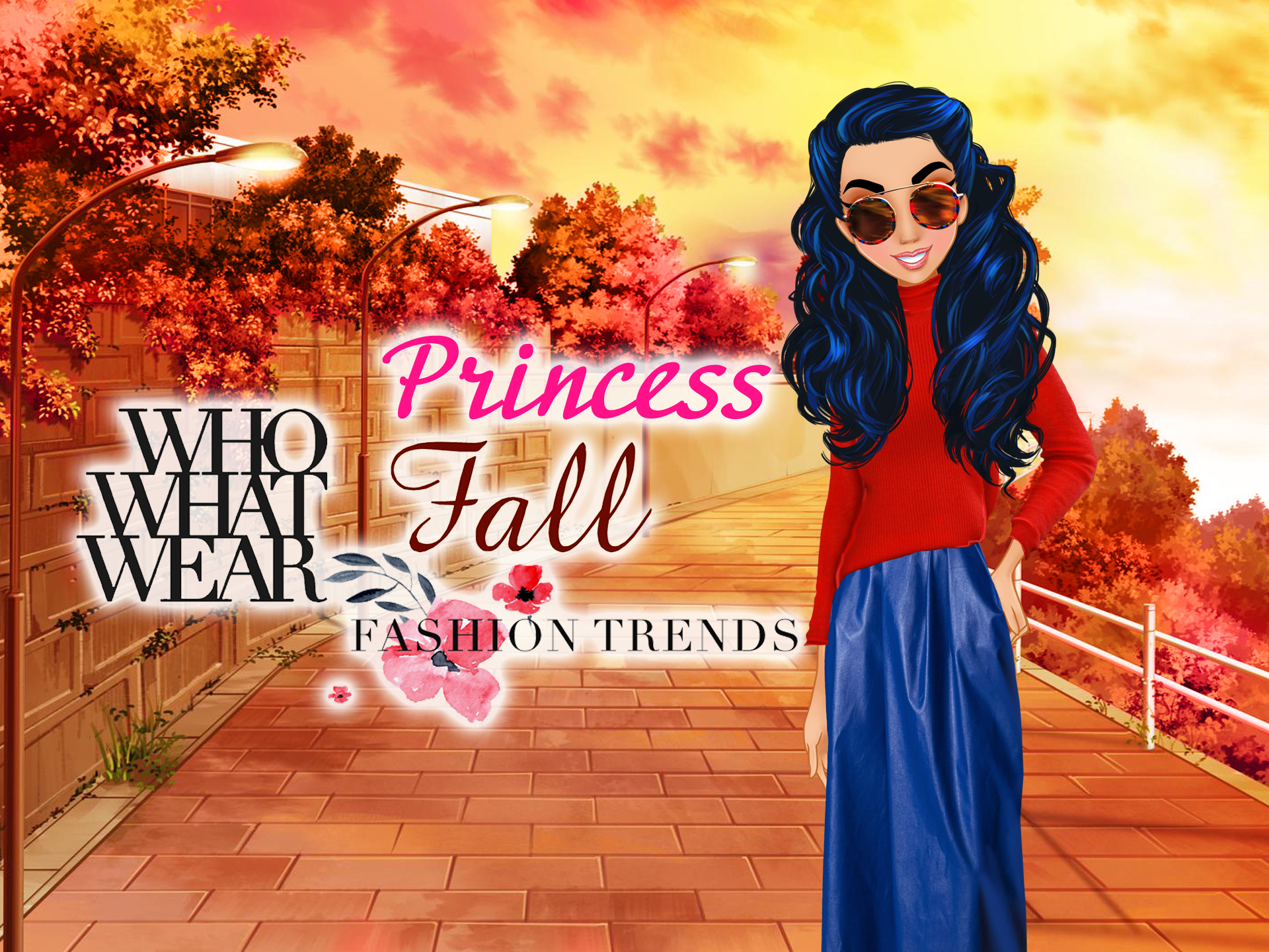 Who What Wear Princess Fall Fashion Tr
