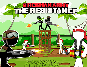 Stickman Army The Resistance