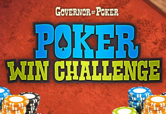 Governor Of Poker Poker Challenge