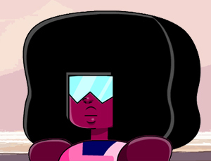 Crystal Gem Garnet Dress Up