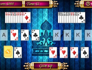 Aces And Kings Solitaire