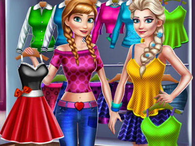 Princesses Casual Outfits