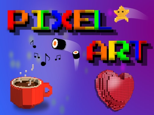 Pixelart Color By Number