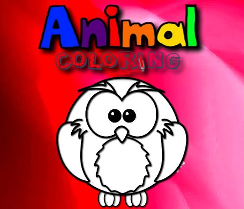 Animal Html Coloring