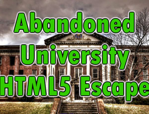 Abandoned University Html Escape