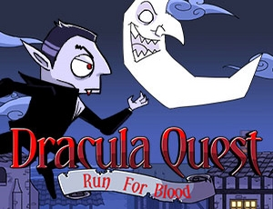 Dracula Quest Run For Blood