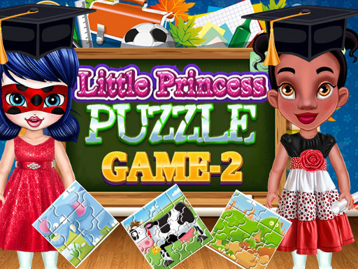 Little Princess Puzzle Game
