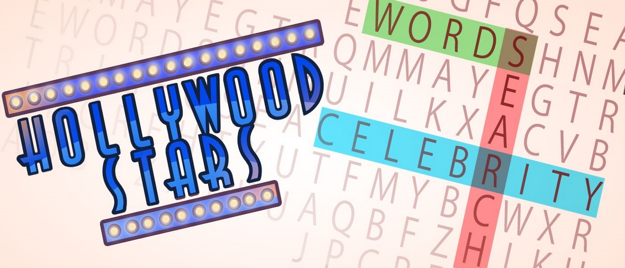 Words Search Hollywood Search