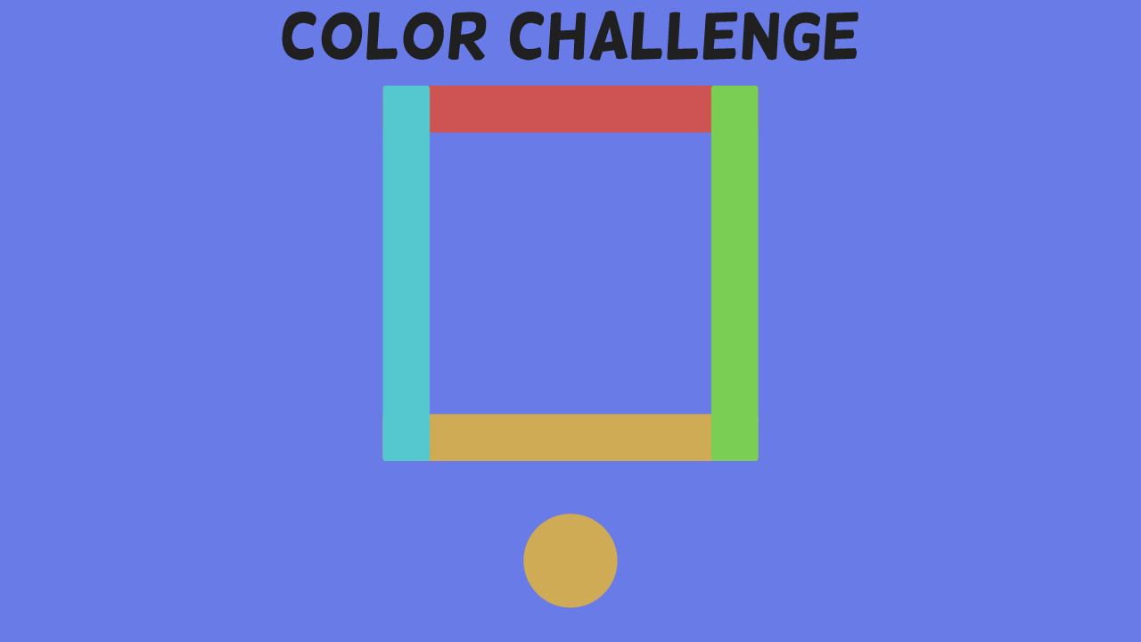 Color Challenge