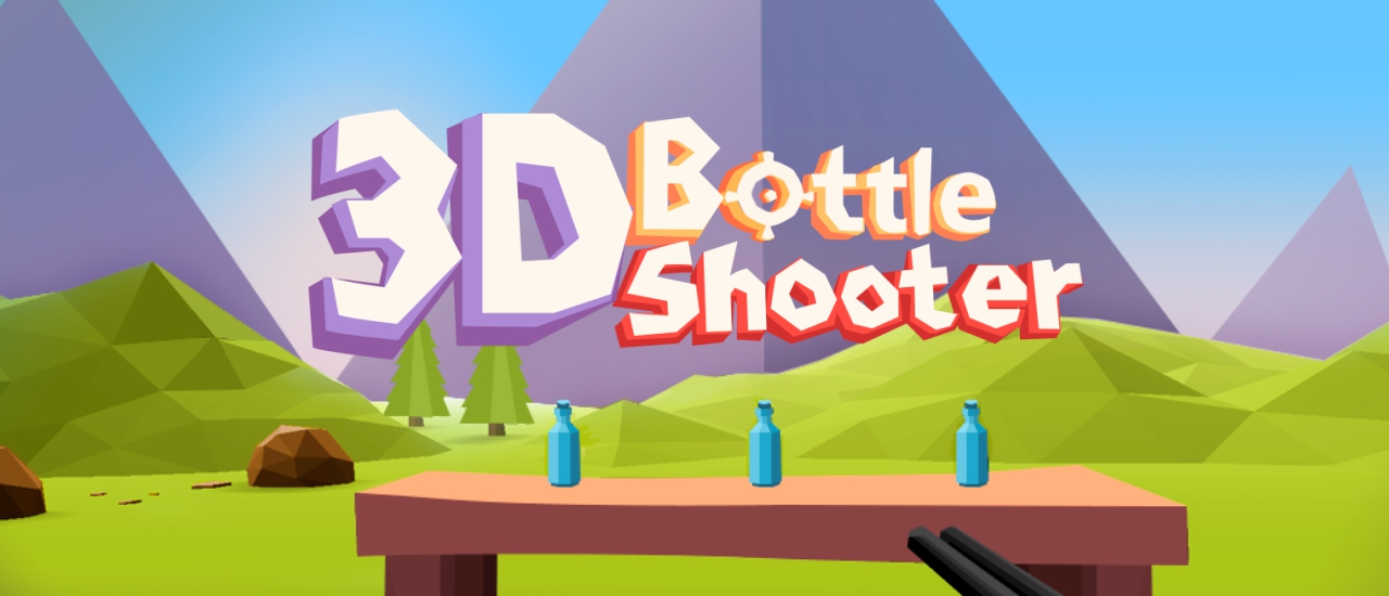 D Bottle Shooter
