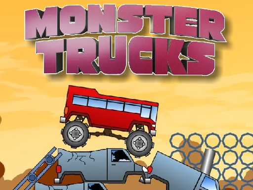 Monster Trucks Challenge
