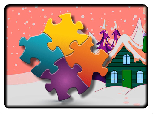 Winter Jigsaw Time