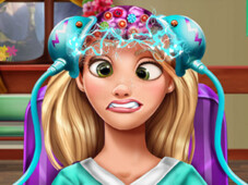 Brain physician Rapunzel