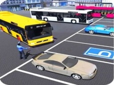 CITY BUS PARKING : COACH PARKING SIMULATOR 2019