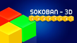 SOKOBAN 3D CHAPTER 1