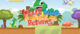 LITTLE DINO ADVENTURE RETURNS